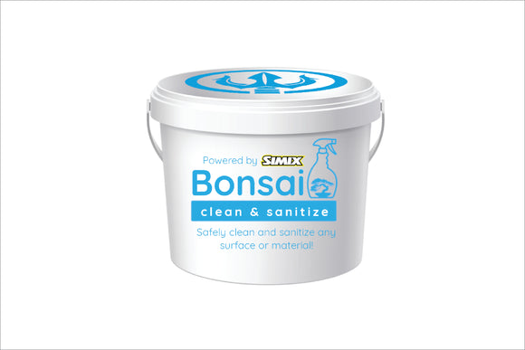 Bonsai Degreaser & Sanitizer