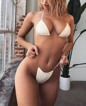 Load image into Gallery viewer, Purxi - Micro Brazilian String Bikini