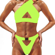 Load image into Gallery viewer, Purxi - Cut out micro bikini
