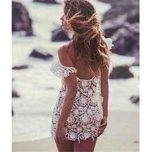 Load image into Gallery viewer, Purxi - Absolutely Beautiful Beach Dress