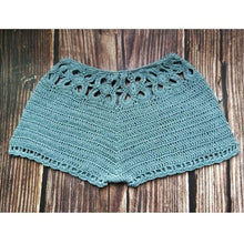 Load image into Gallery viewer, Crochet Beach Shorts