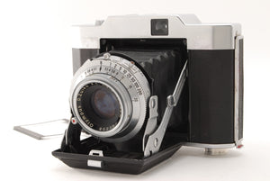【APPEARANCE MINT】OLYMPUS SIX 6X6 6X4.5 MEDIUM FORMAT CAMERA BODY W/ BOX, MASK