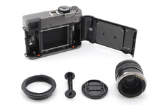 Load image into Gallery viewer, 【NEAR MINT】MAMIYA 7 MEDIUM FORMAT CAMERA W/ N 80MM F/4 L LENS SET FROM JAPAN