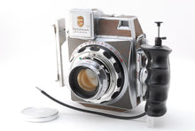 Load image into Gallery viewer, 【VERY RARE!OPTICAL MINT】LINHOF TECHNIKA PRESS 6X9 W/ PLANAR 100mm f/2.8 Lens Set