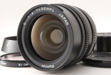 Load image into Gallery viewer, 🔴NEAR MINT+++🔴 MAMIYA G 50MM F/4 L MF LENS FOR NEW MAMIYA 6 SIX MF FROM JAPAN