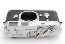 Load image into Gallery viewer, 【EXC+++++】LEICA M2 CHROME SILVER RANGEFINDER BODY ONLY S/N1076XXX  FROM JAPAN