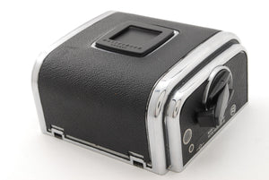 【EXC++++】HASSELBLAD A12 TYPE 2 II CHROME FILM MAGAZINE BACK FROM JAPAN