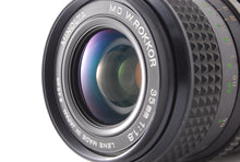Load image into Gallery viewer, 【NEAR MINT+++】MINOLTA MD W ROKKOR 35MM F/1.8 WIDE ANGLE LENS 2X MX TELEPLUS MC7
