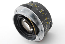 Load image into Gallery viewer, 【NEAR MINT+++】MINOLTA M ROKKOR QF 40mm f/2 FOR CLE, LEICA CL,LEITZ CL FROM JAPAN