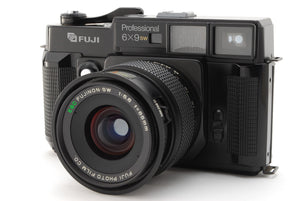 【EXC++++】FUJI FUJIFILM FUJICA GSW690II 6x9 EBC FUJINON SW 65mm f/5.6 from JAPAN