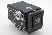 Load image into Gallery viewer, 【OVERHAULED!NEAR MINT】ZEISS IKON IKOFLEX FAVORIT TLR W/ TESSA 75mm f/3.5 Lens