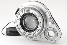 Load image into Gallery viewer, 【NEAR MINT】ZEISS IKON A-G DRESDEN CARL ZEISS JENA TESSAR 5cm f2.8