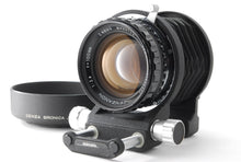 Load image into Gallery viewer, 【NEAR MINT】ZENZA BRONICA ZENZANON 100mm f/2.8 WITH BELLOW FOR S2A FROM JAPAN