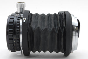 【NEAR MINT】ZENZA BRONICA ZENZANON 100mm f/2.8 WITH BELLOW FOR S2A FROM JAPAN