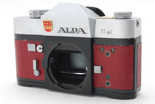Load image into Gallery viewer, 【VERY RARE!CUSTOM】ALPA 11el RANGEFINDER 35mm FILM CAMERA BODY FROM JAPAN