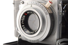 Load image into Gallery viewer, 【NEAR MINT+++】ARCO 35MM FILM RANGEFINDER W/ COLINAR 5CM 50MM F/2.8 FROM JAPAN