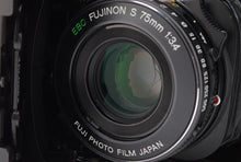 Load image into Gallery viewer, 🔴NEAR MINT🔴 FUJIFILM FUJI FUJICA GS645 PRO 6X4.5 MEDIUM FORMAT CAMERA W/ CASE