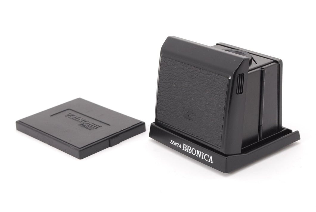 【MINT】ZENZA BRONICA WAIST LEVEL FINDER G FOR GS-1 6X7 MEDIUM FORMAT FROM JAPAN
