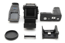 Load image into Gallery viewer, 【EXC+++++】ZENZA BRONICA SQ-AI AE PRISM FINDER W/ 220 FILM BACK, POWER WINDER