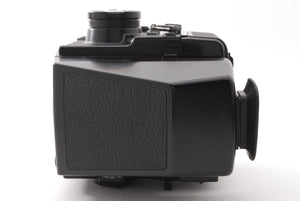 【NEAR MINT】ZENZA BRONICA GS-1 W/ MACRO ZENZANON PG 110MM F4 AE FINDER FROM JAPAN