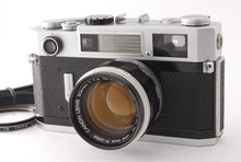 Load image into Gallery viewer, 【RARE!!MINT IN BOX】CANON 7SZ RANGER FINDER FILM CAMERA W/ 50MM F/1.4 L39 LENS