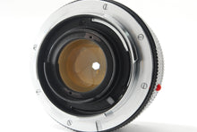 Load image into Gallery viewer, 【NEAR MINT】LEICA LEITZ SUMMICRON R 50MM F/2 1CAM W/ HOOD,FILTER,CAPS FROM JAPAN