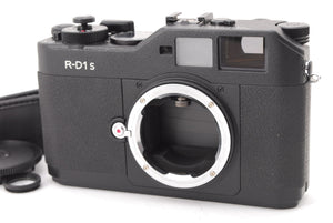 【MINT IN BOX】EPSON R-D1S 6.1MP DIGITAL CAMER BLACK LEICA M NOUNT From JAPAN