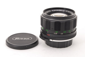 【RARE!!MINT】RICOH RIKENON 55MM F/1.4 MF M42 MOUNT STANDARD LENS FROM JAPAN
