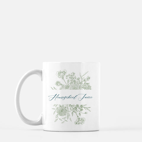 Homeschool Juice Mug