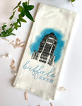 Buffalo City Hall Tea Towel