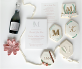 The Monogram Design - We mail for you!
