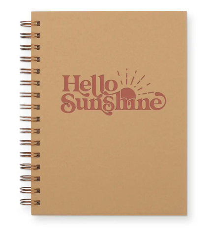 Hello Sunshine - Weekly Planner
