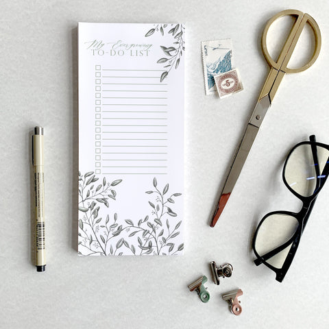 Ever-growing To-Do List Notepad