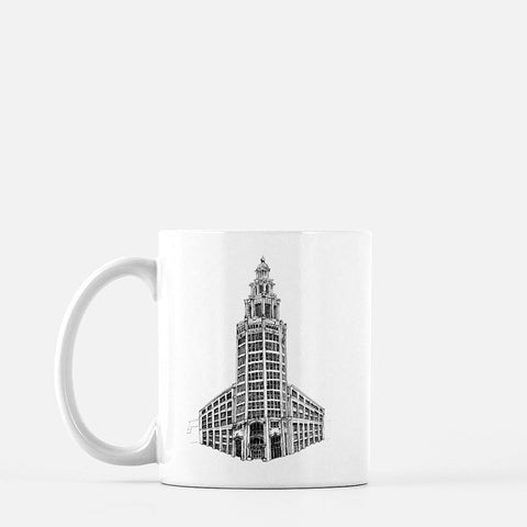 The Electric Tower - Mug