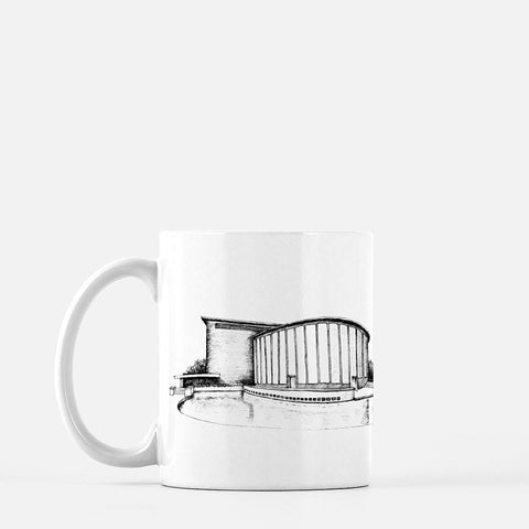 Kleinhans Music Hall - Mug