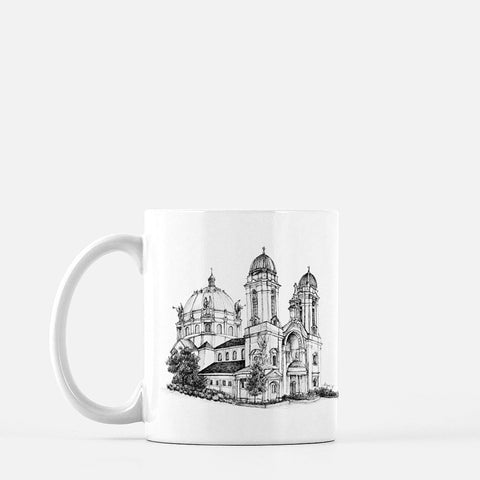 Our Lady of Victory Basilica - Mug
