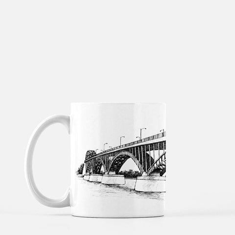 The Peace Bridge - Mug