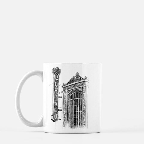 Shea's Performing Arts Center - Mug