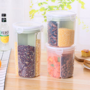 Limited 40% OFF Reusable Moistureproof  Combined Snacks Storage Box