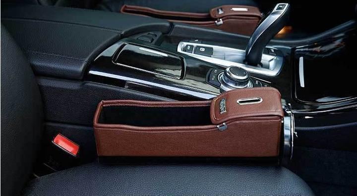 (Last Day Promotion )Multifunctional Car Seat Organizer