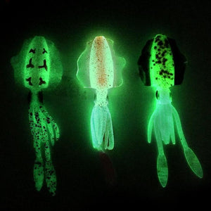 Squidy Luminous Lure - Buy 2 Get 1 Free Today
