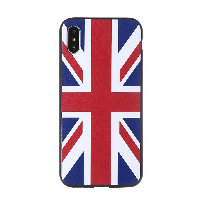 Independence Day 40% OFF Nano Waterproof Dustproof National Flag Phone Cases Buy 2 Free Shipping