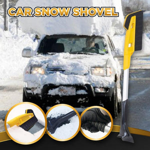 Christmas Promotion 40% OFF Car Snow Shovel 1Set/4Pcs