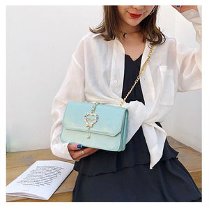 Shoulder crossbody  bag, retro fashion