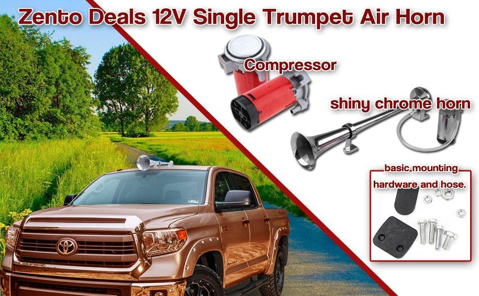 40% OFF 150dB Air Horn (Fit All Vehicle)& SHIPPING FOR ALL COUNTRY!!!