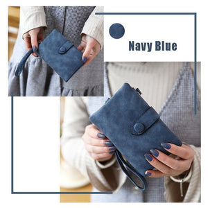 Women's Tri-Fold Wallet - 40% OFF TODAY - 【BUY 2 GET FREE SHIPPING!!】