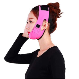 【Last day promotion. 50% OFF】Facial Slimming Strap--Buy 2 free shipping,Buy 3 Get 4