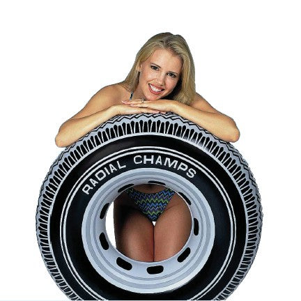 Giant Inflatable Tyre