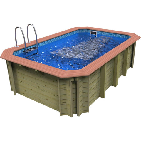 Premium Wooden Exercise Pools