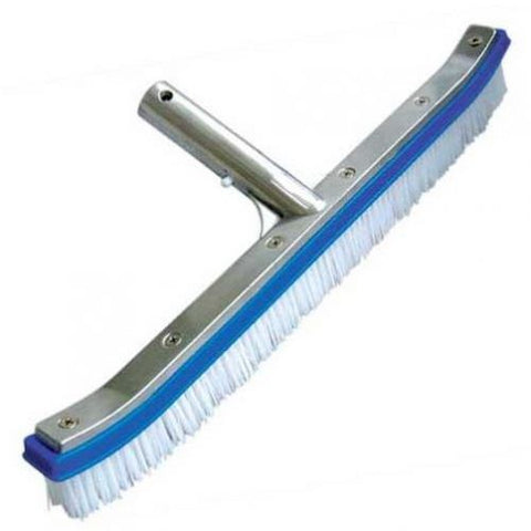 "18"" Curved Aluminium Backed Brush"